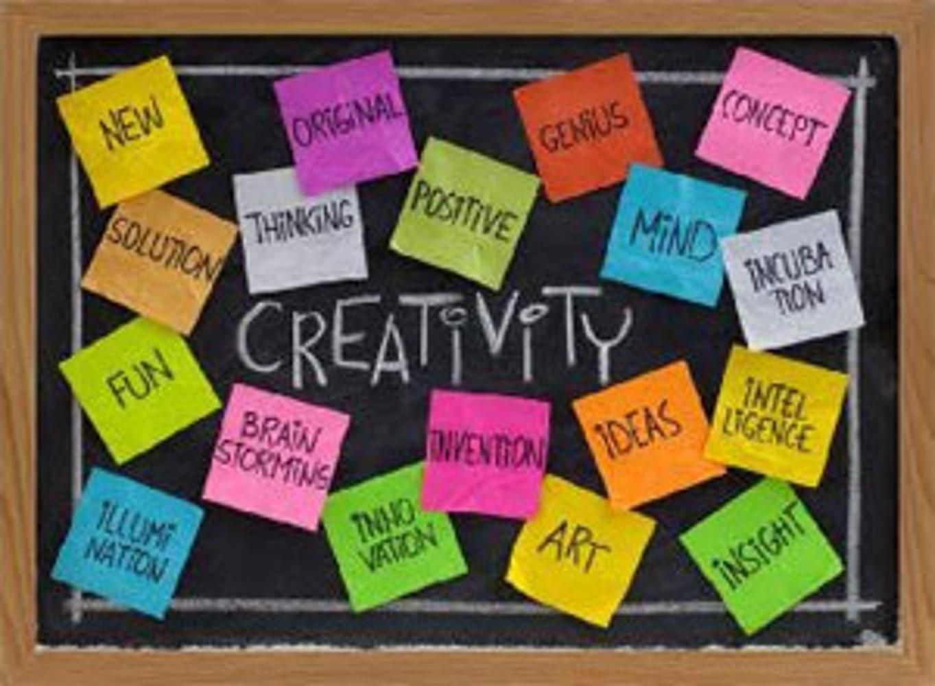 Ongekend Heb meer lef met creatieve werkvormen | YACHT HL-87